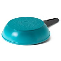TRY ME PRICE Neoflam Amie 20cm Fry Pan Induction Turquoise