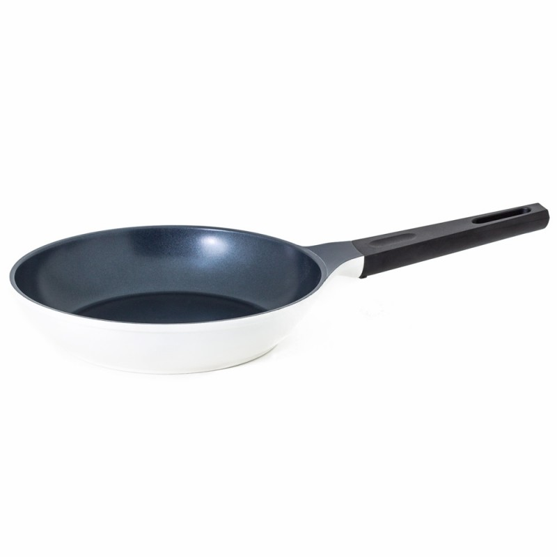 Neoflam Amie 24cm Fry Pan Induction White ** Online Exclusive **