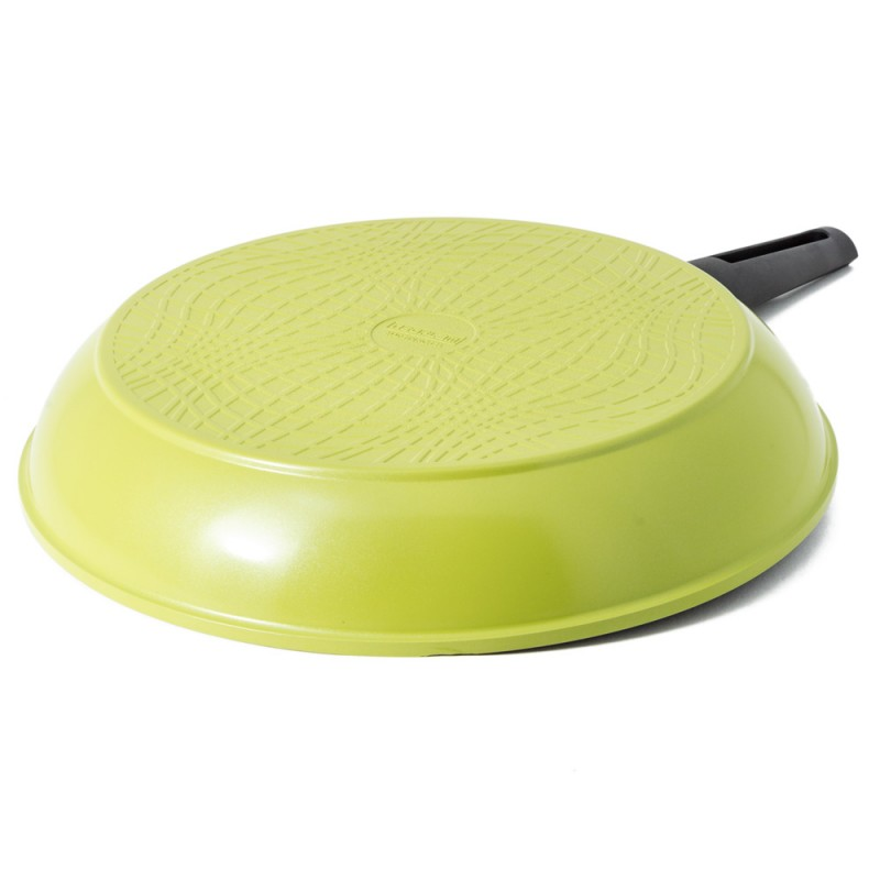 Neoflam Amie 32cm Fry Pan Induction Green Olive