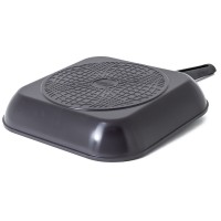Neoflam Amie 28cm Grill Fry Pan Induction Black  ** Online Exclusive **