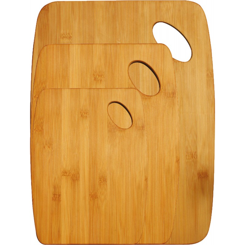 Neoflam Bello Bamboo Cutting Board Set of 3