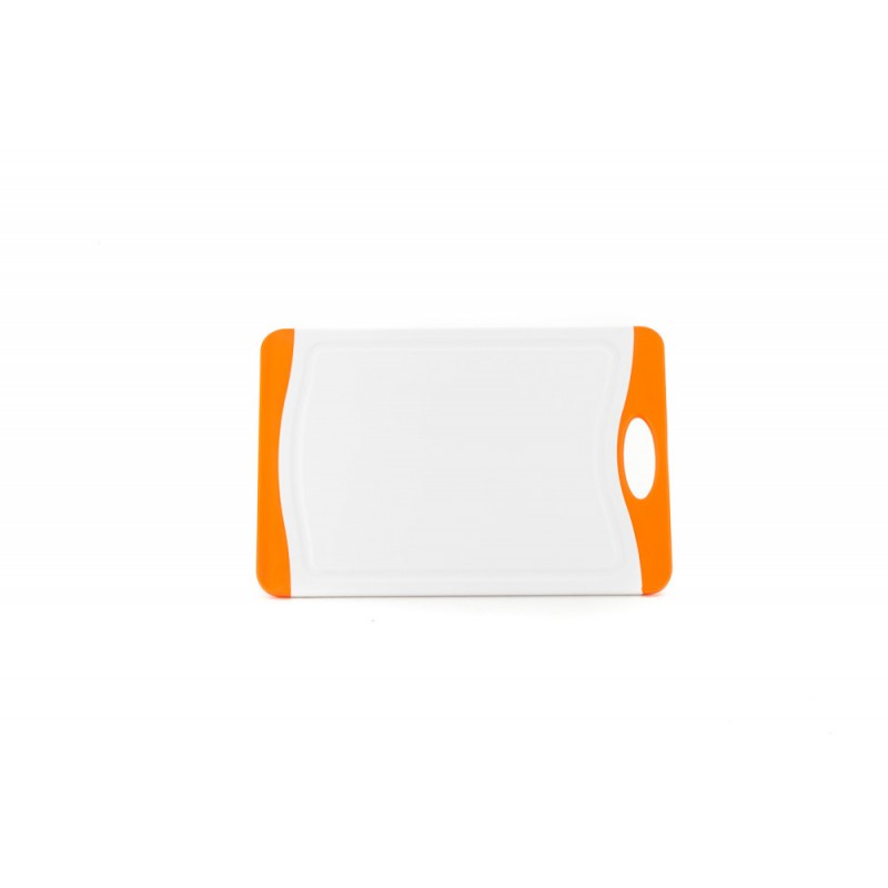 Neoflam Flutto Cutting Board Small White with Orange