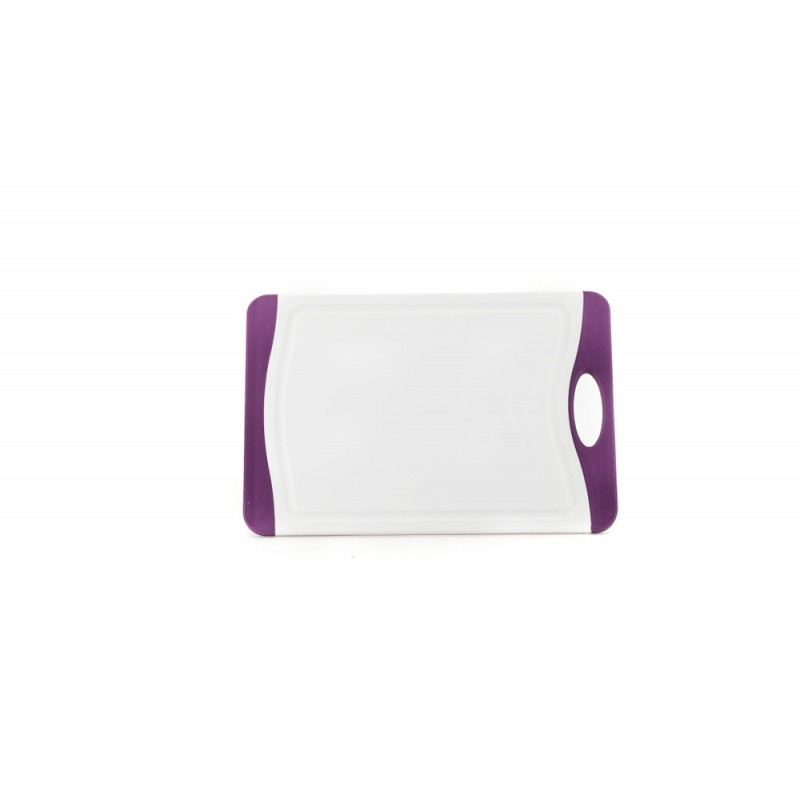 Neoflam Flutto Cutting Board Small White with Purple