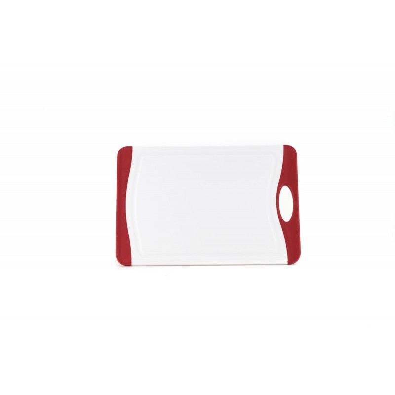 Neoflam Flutto Cutting Board Small White with Red