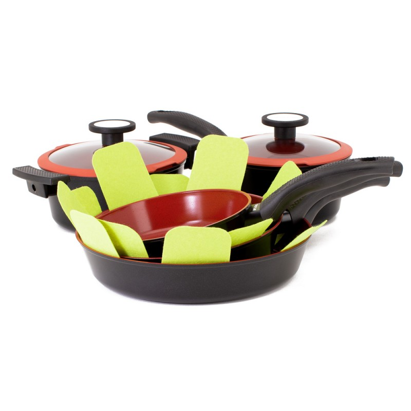 Neoflam De Chef sauce pan Induction set