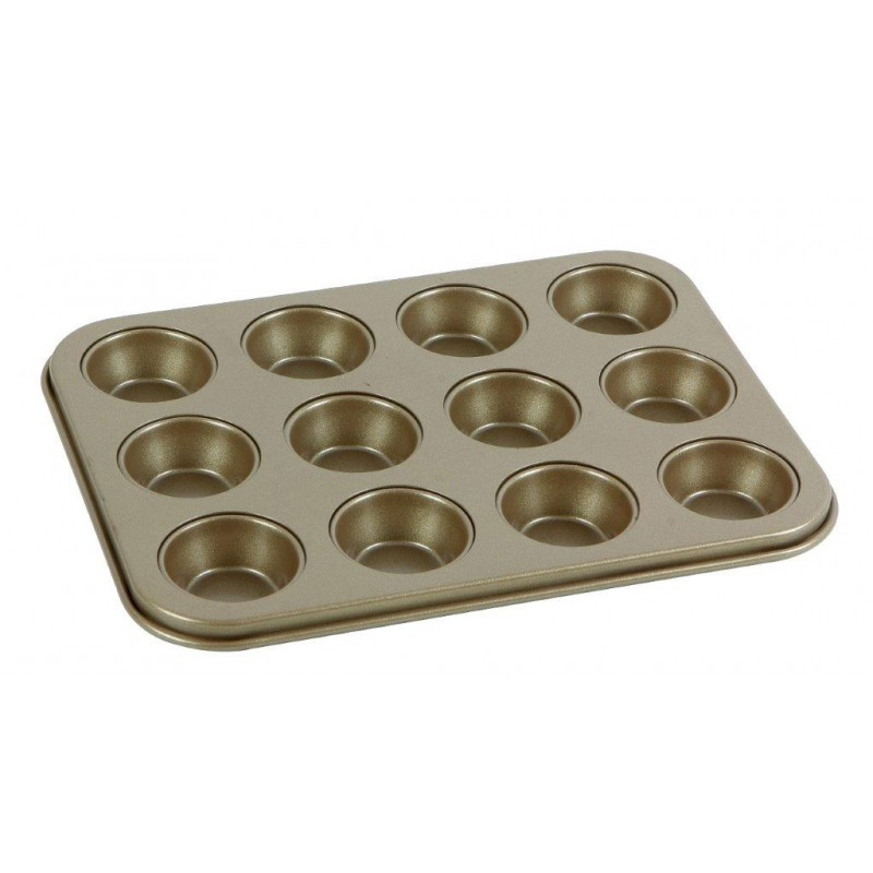 Neoflam Eat Bake Taste 12 Cup Mini Muffin Pan