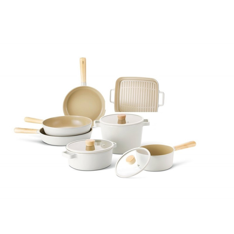 Neoflam Fika complete set 11pc Induction ready