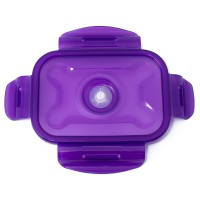 Neoflam CLOC Tritan Vacuum Container  Rectangle 1.0L - BPA Fee