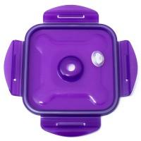 Neoflam CLOC Tritan Vacuum Container Square 2.5L - BPA Fee