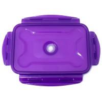 Neoflam CLOC Tritan Vacuum Container Rectangle 3.3L - BPA Fee