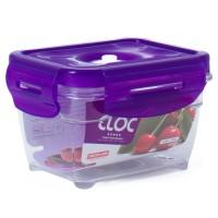 Neoflam CLOC Tritan Vacuum Seal Container small 7pc Set - Rectangle