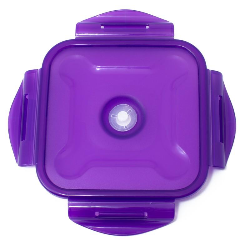 Neoflam CLOC Tritan Vacuum Container Square 800ml - BPA Fee