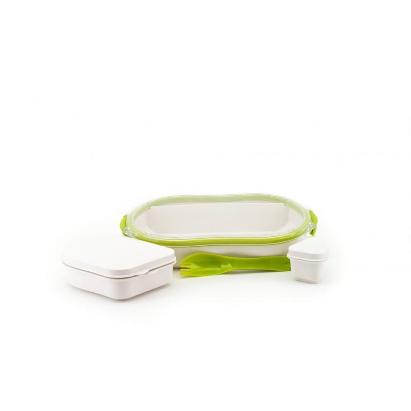 Neoflam Bento Take-N-Eat Lunch Box