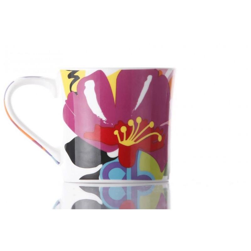 French Bull 270ml Porcelain Milk Mug Oasis
