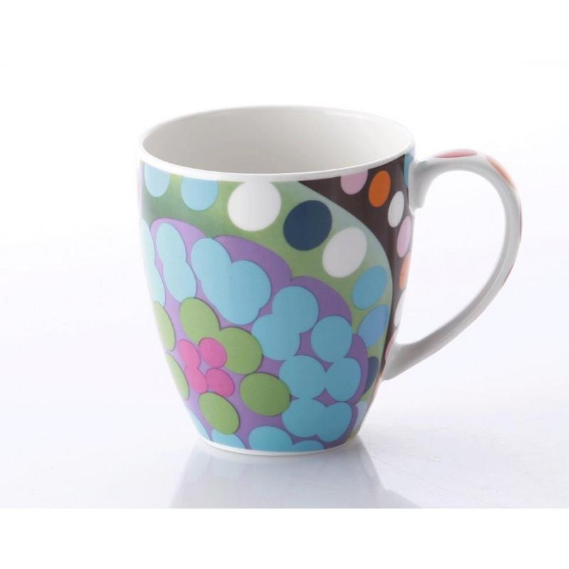 French Bull Chubby Mug 540ml Porcelain Mug Bindi