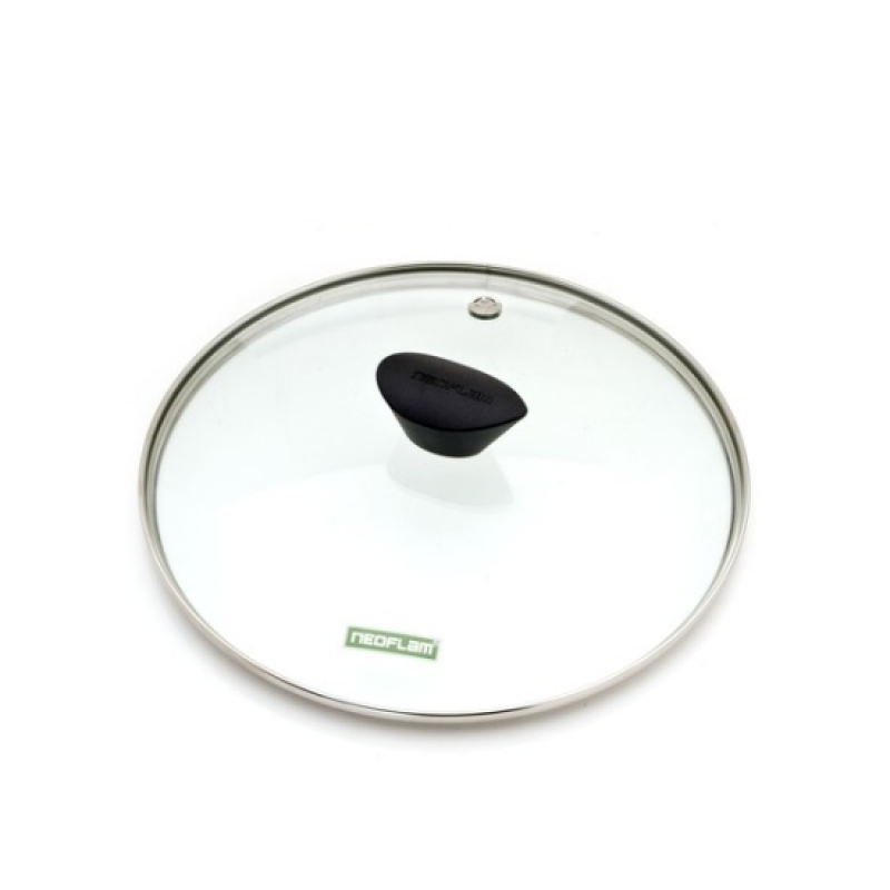 Neoflam Fika 28cm Fry pan Induction, pluse BONUS 28cm Glass lid