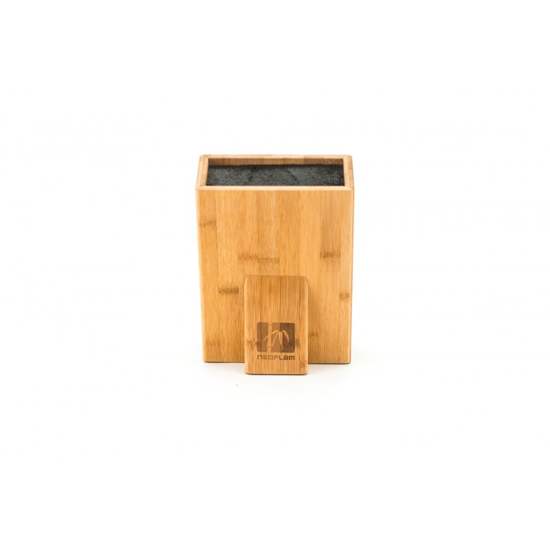 Neoflam Bamboo Univeral Knife Block