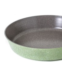 Neoflam Luke Hines 28cm Fry pan Induction Marble Green