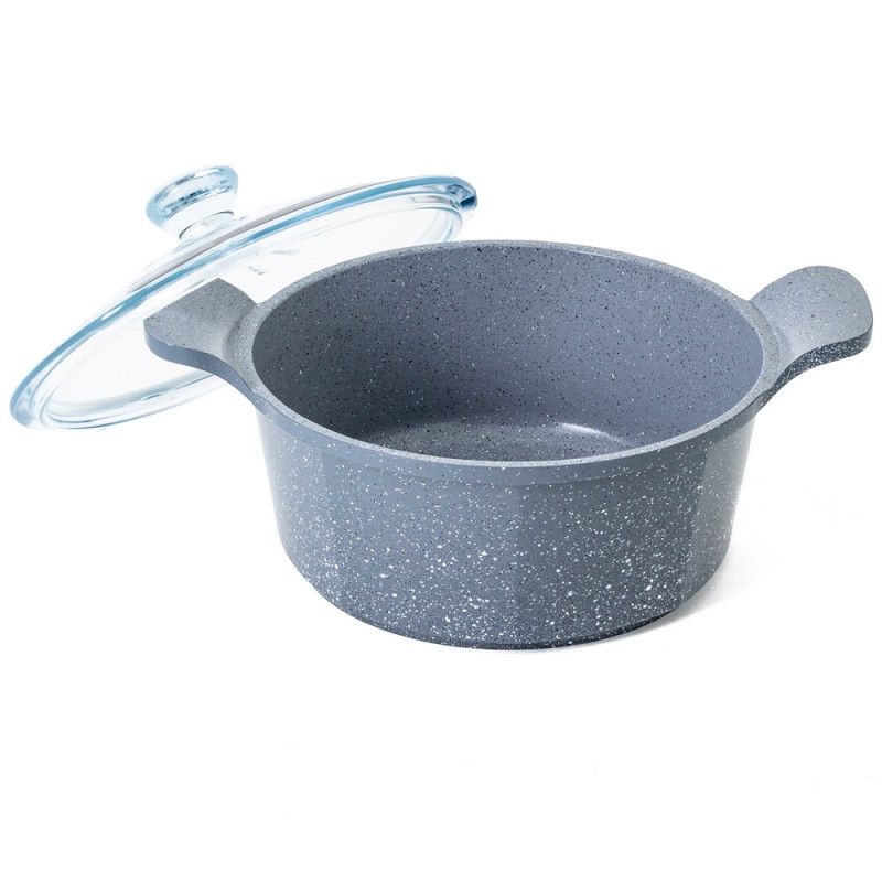 Neoflam 20cm Casserole Induction Marble