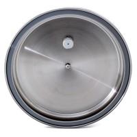 Neoflam Motus 24cm Low Pressure Cooker Casserole Black