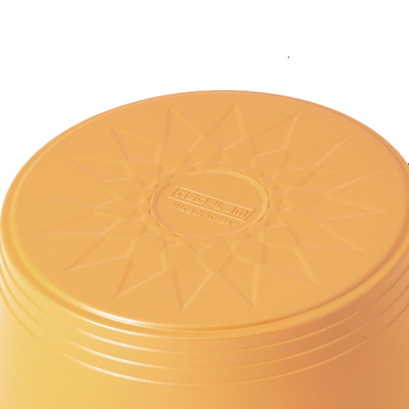 Neoflam Nature+ 24cm Low casserole Induction Pearl Orange