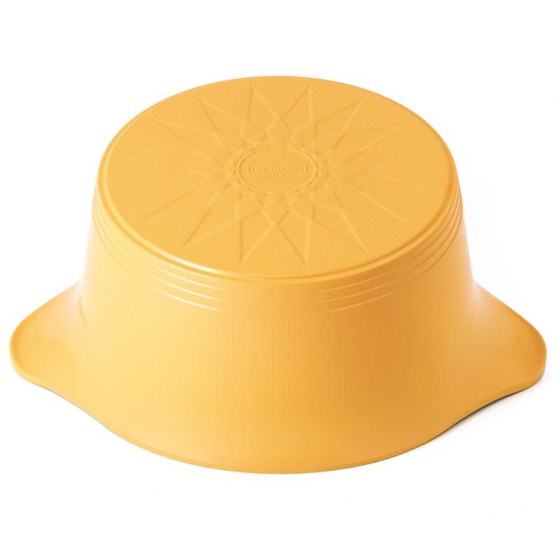 Neoflam Nature+ 24cm Casserole Induction Pearl Orange