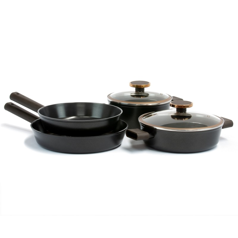 Neoflam Noblesse 4pc Induction set