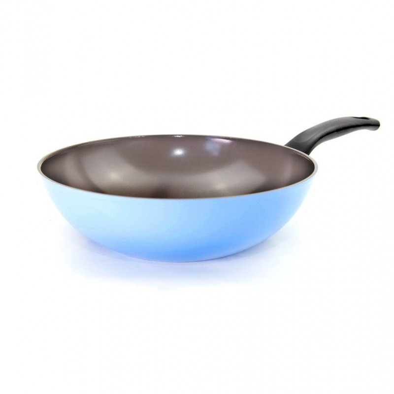 Neoflam Summer Reverse  30cm Wok pan Induction