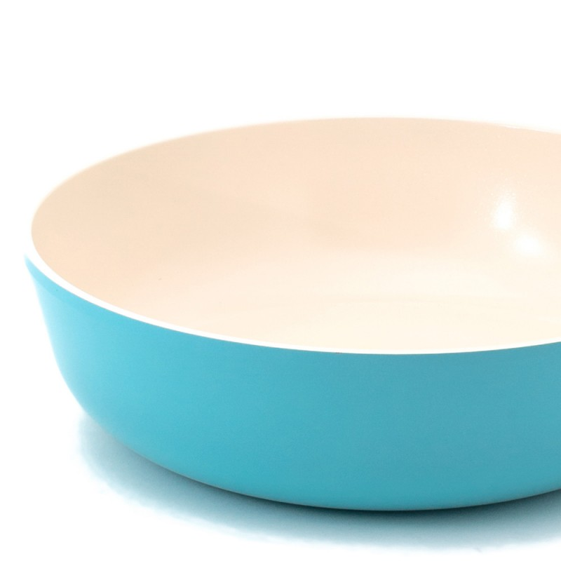 Neoflam Retro 26cm Chef Pan Induction Mint