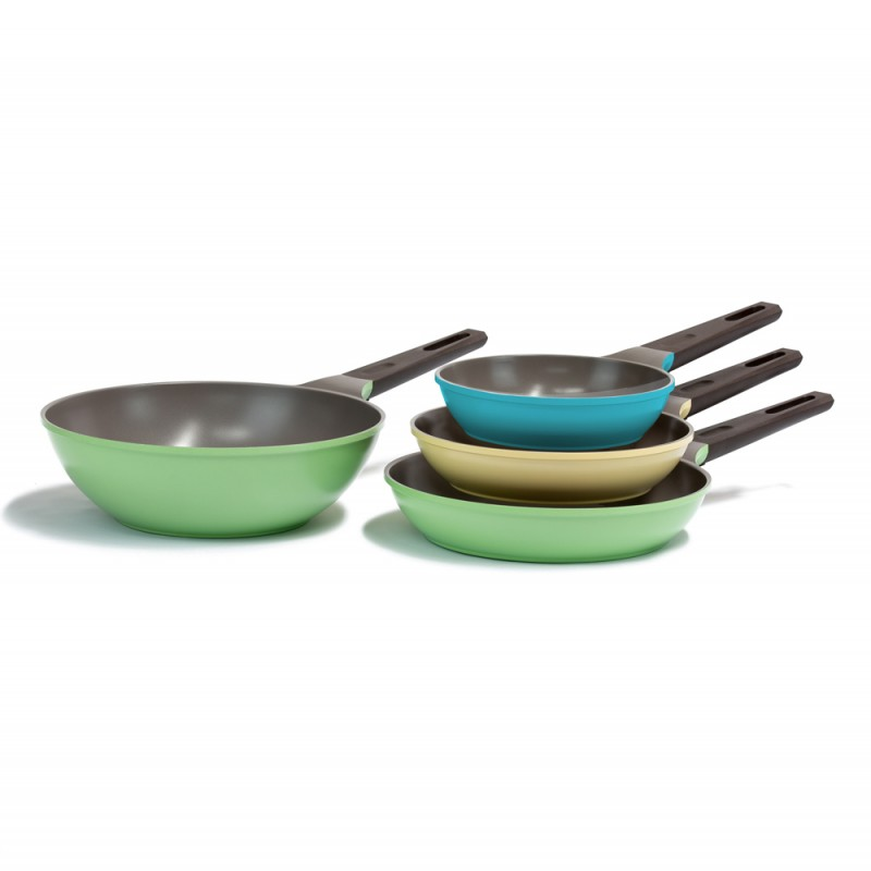 Neoflam Nature+ 20cm 24cm 28cm  Fry Pans and 30cm Wok - Induction