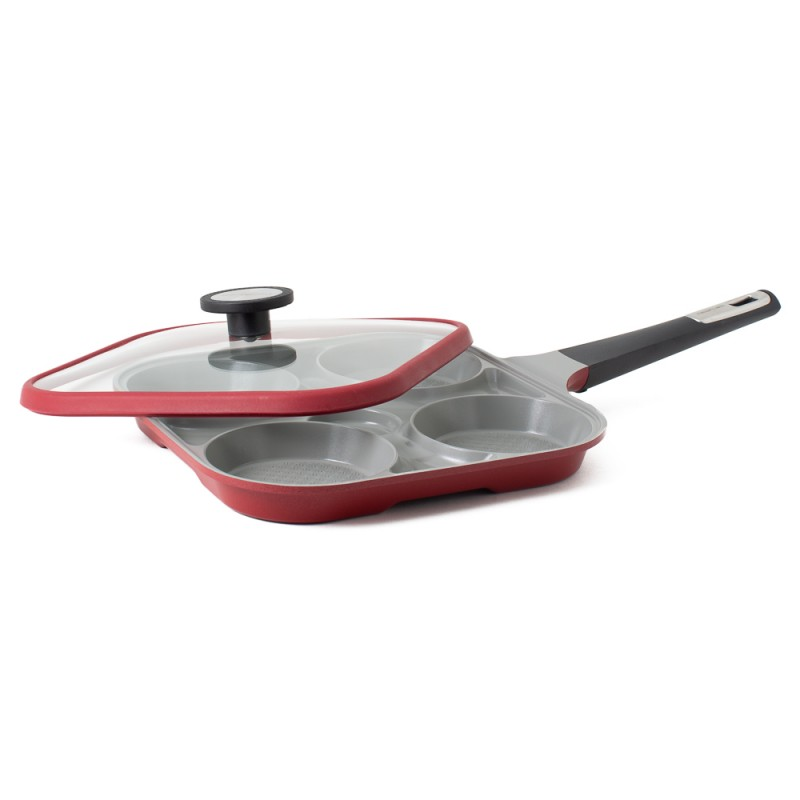 Neoflam Steamplus 27cm Frypan Non-induction