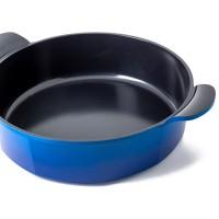 Neoflam Venn 32cm Low Casserole induction Blue