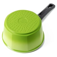 Neoflam Venn 14cm Milk Pan Non-Induction Green