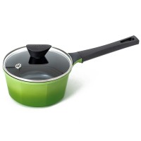 Neoflam Venn 18cm Sauce Pan Induction Green