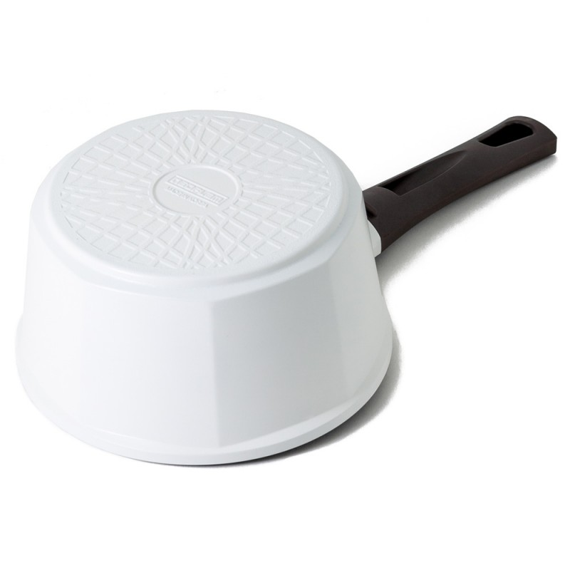 Neoflam Venn 18cm Sauce Pan Induction White
