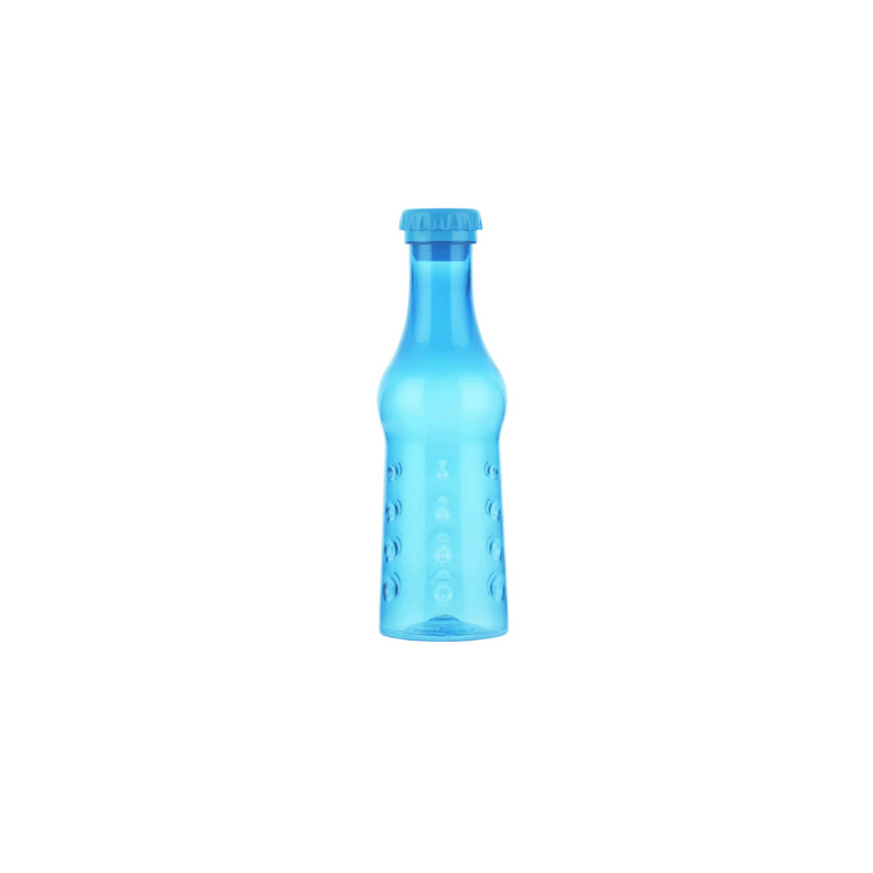 Neoflam Cola Hydration Bottle 600ml Blue