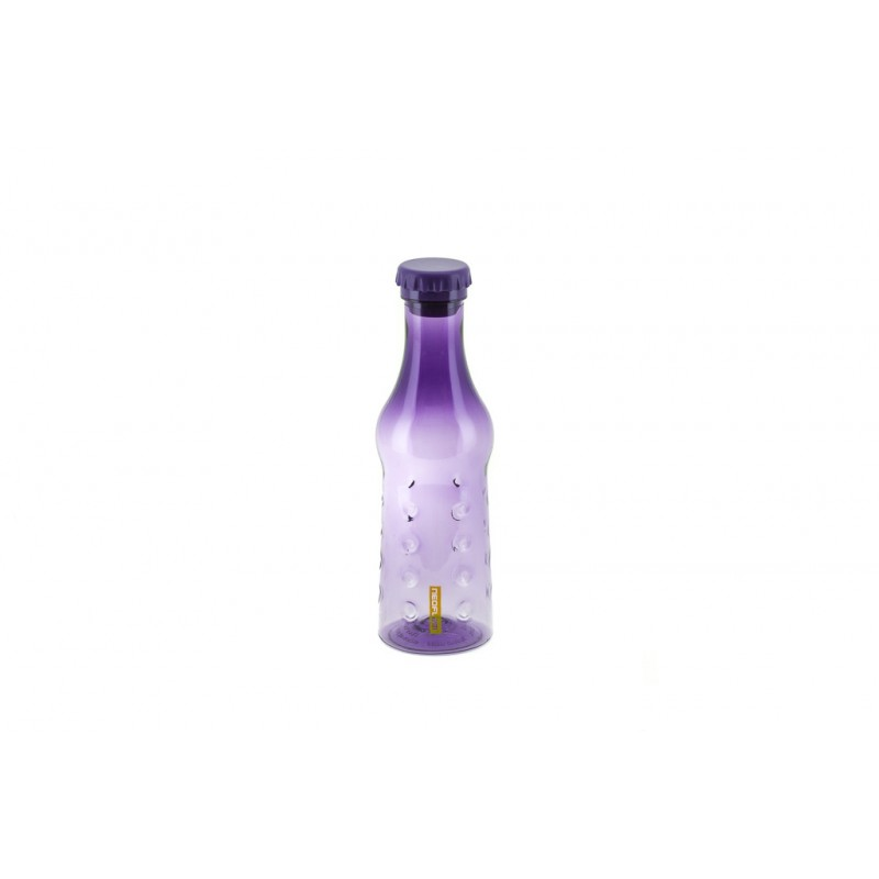 Neoflam Cola Hydration Bottle 600ml Purple