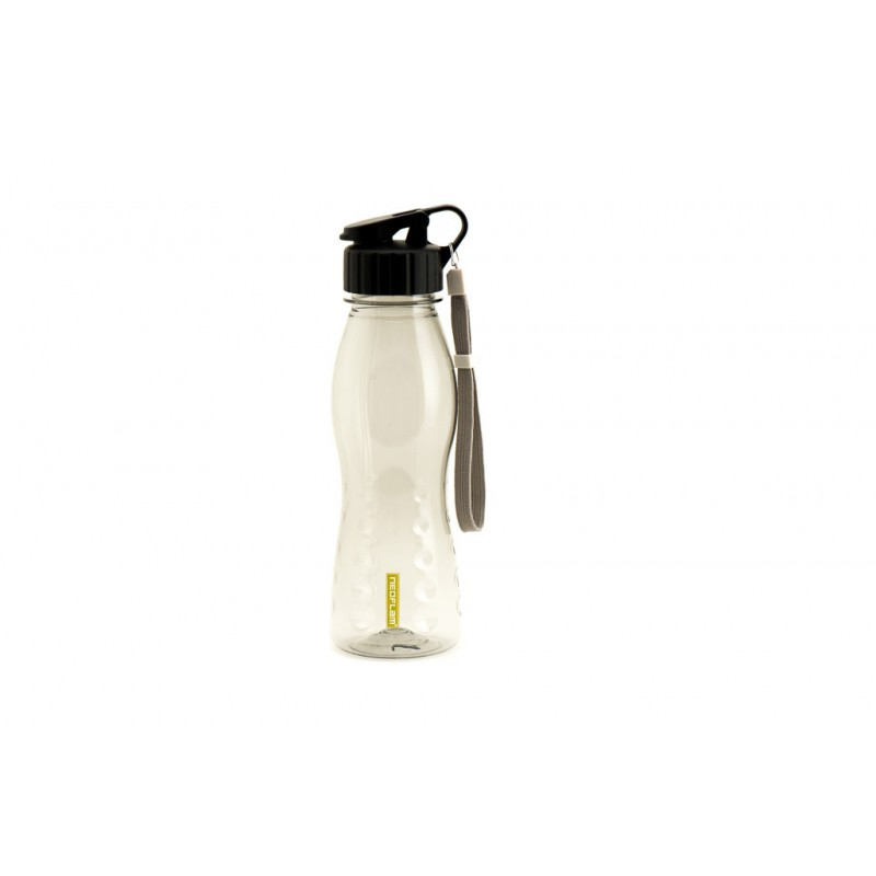 Neoflam Flip Top Hydration Bottle 700ml Black
