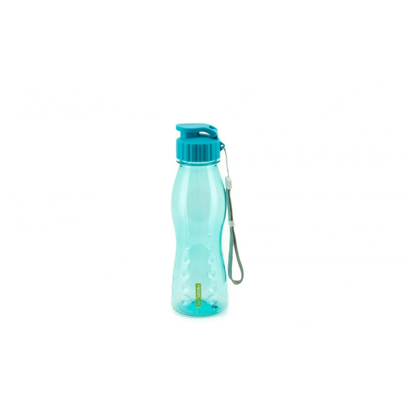 Neoflam Flip Top Hydration Bottle 700ml Sky Blue