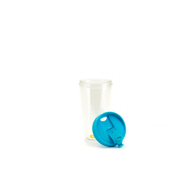 Neoflam Multi Mug Double-Wall 500ml Blue