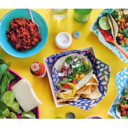 TACO RECIPE & GIVEAWAY