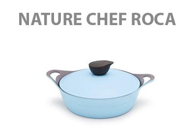 Neoflam Nature Chef Roca